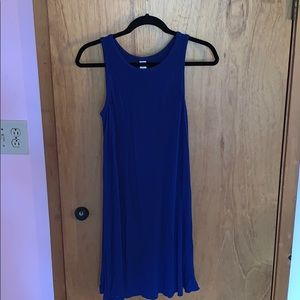 Blue flare dress by Old Navy!